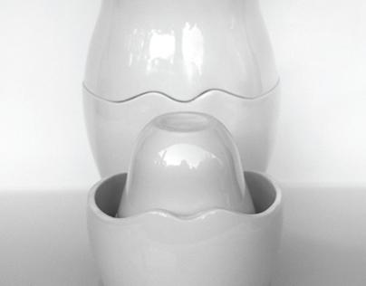 Matrjoska/Babuska mugs