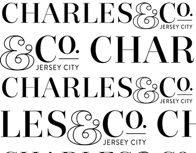 CHARLES & CO.    Initial Branding