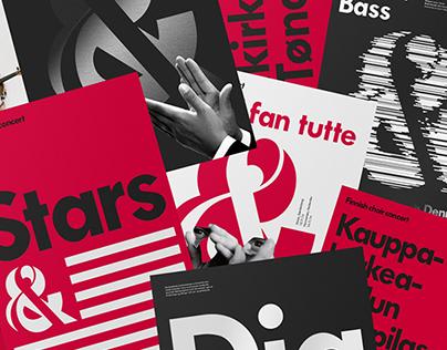 South Denmark Philharmonic Brand Identity