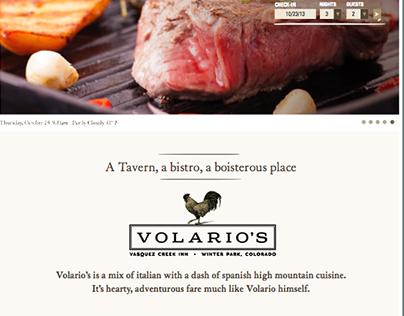 Volario's restaurant in Winter Park