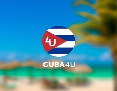Cuba 4U | App Design |