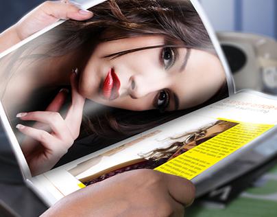 24 pages Stylish Magazine Template