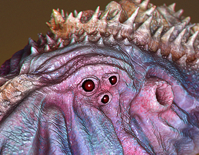 COOLthulhu/ Ancient demons like the three stripes