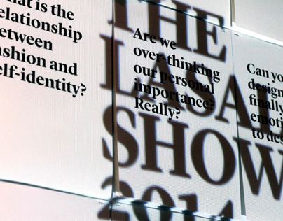LASALLE Design Communication Show 2014