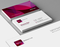 Innova Interactive Identity // Branding