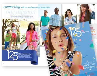 Company Magazine for associates   March 2013