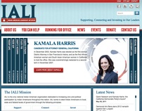 Indian American Leadership Initiative Website