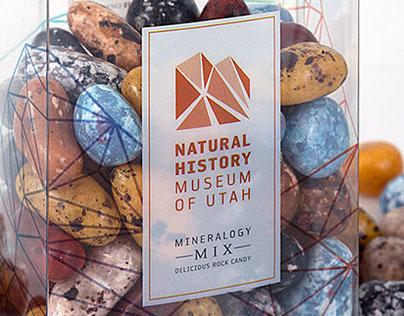 Natural History Museum of Utah Branding