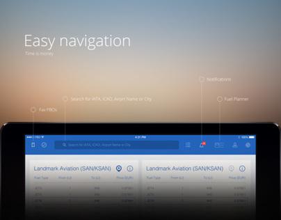 Fuel Finder - An App For Pilot