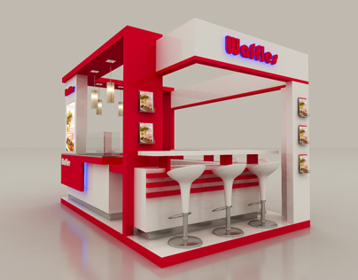 Waffle Booth