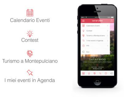 Festival App - Luci sul Lavoro