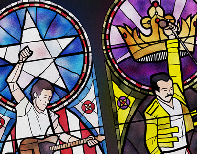 Welcome to the Church of Rock and Roll