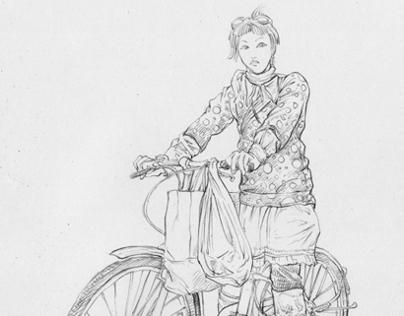 sketch / FRUiTS mag / 004
