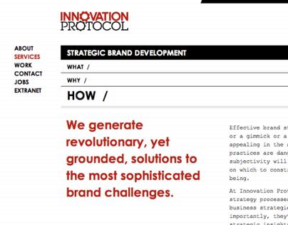 Innovation Protocol