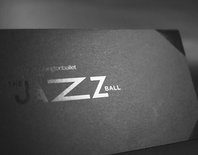 The Jazz Ball Invitation