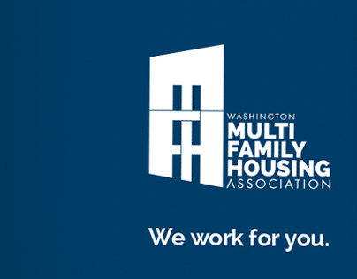 Washington Multi-Family Housing Association Rebrand