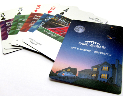 Deck of Innovations Playing Cards