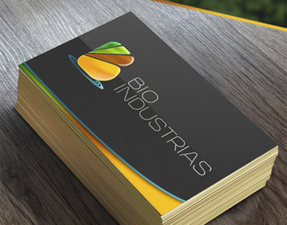 Bio Industrias, Corporate branding.