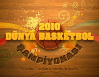 2010 World Basketball Championship iPhone App