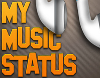 My Music Status iPhone App
