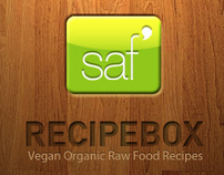Saf Recipebox