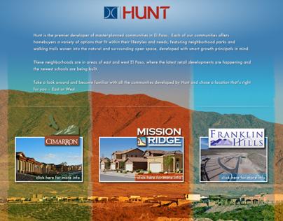 Web: Hunt EP Living