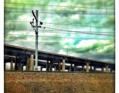 Snapshots of my commute