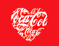 Visual Design - Coca-Cola (can redesign)