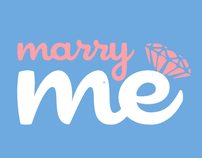 Visual Design - TV show (Marry me)