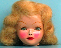 Doll my face