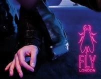FLY London - Invitation © 2009