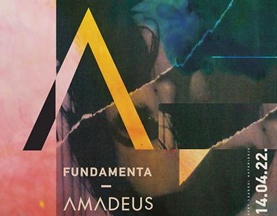 AMADEUS scolarship poster