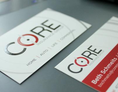CORE Insurance Group - Branding