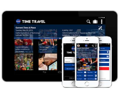 NASA Time Travel App
