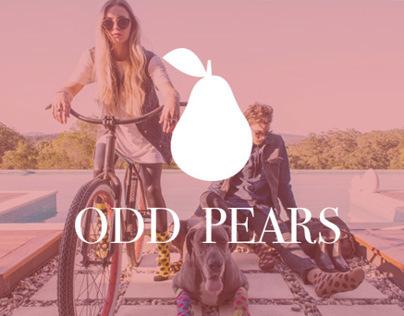 Odd Pears Website