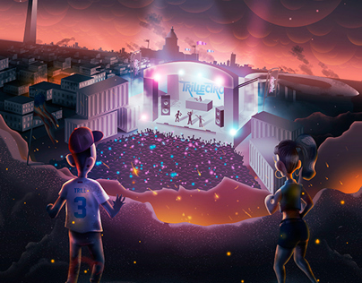 Trillectro 2014 - Hip hop & Electronic Music Festival