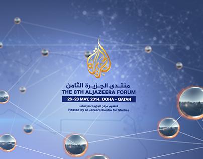 Aljazeera forum promo