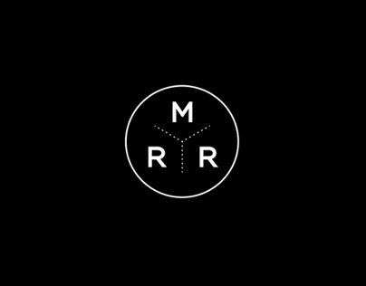RMR architecture studio identity