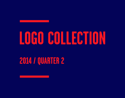 LOGO COLLECTIONS 2014 / QUARTER 2