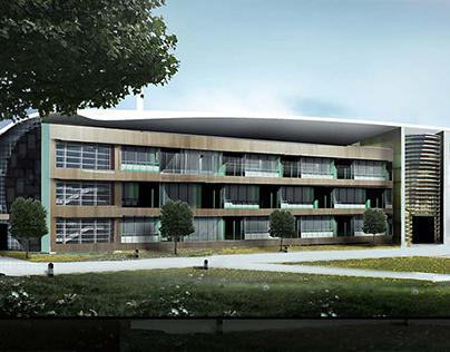 Senior Housing Complex - Architecture Project