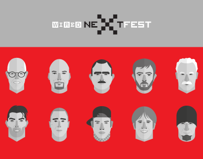 WIRED Next Fest 14 - Portraits