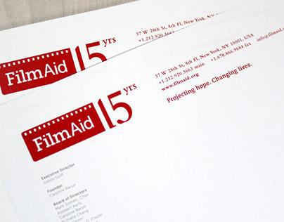 FilmAid: 15 Years