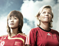 Adidas Womens World Cup Campaign