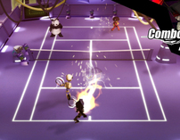 Battle Tennis