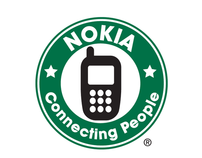 Visual Design - Nokia vc Starbucks