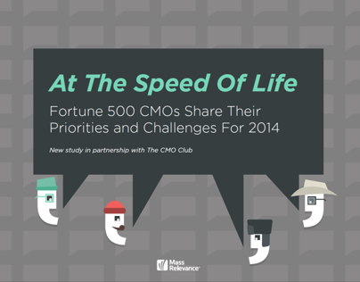 At The Speed of Life: The CMO Study