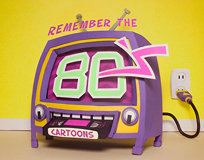 Remember the 80s Cartoons