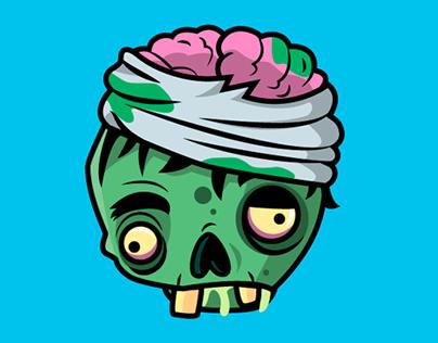 Swiping Zombies