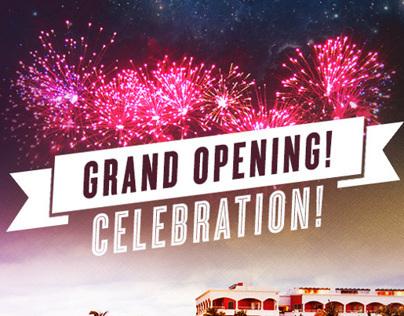 Hard Rock Grand Opening w/ Jon Bon Jovi — Key Art
