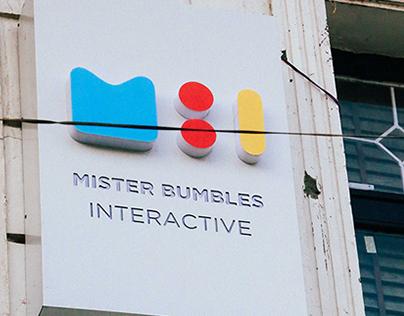 Signage Design — Mister Bumbles Interactive
